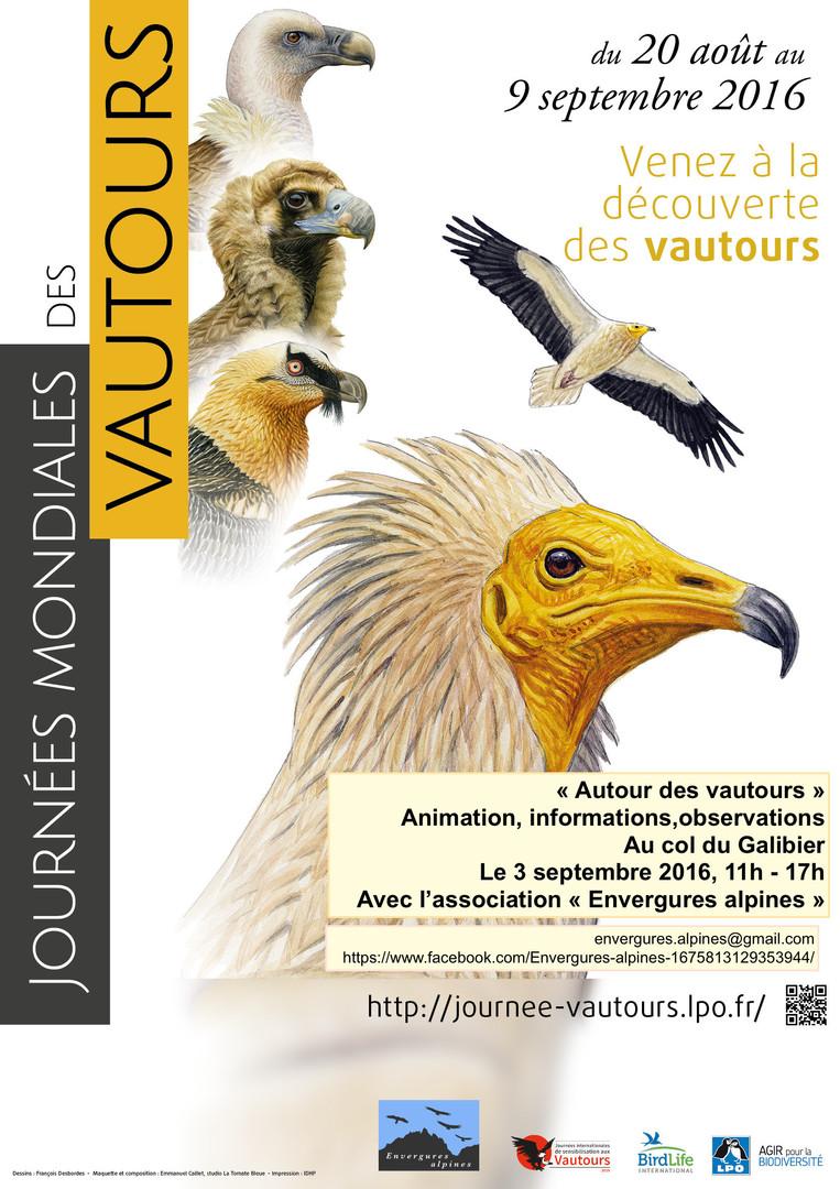 Journées 2016 mondiale 2016 _des_vautour
