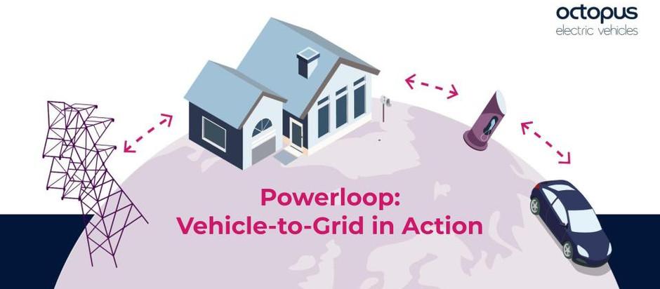 Powerloop: Vehicle-to-Grid in Action