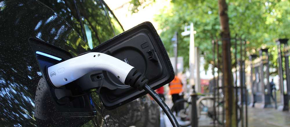 How can I charge an EV using renewable energy?
