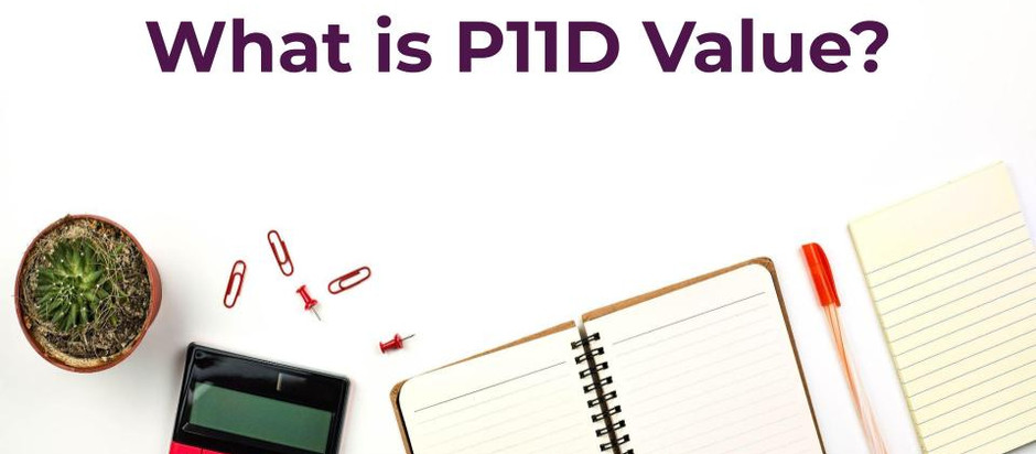 What is P11D Value?