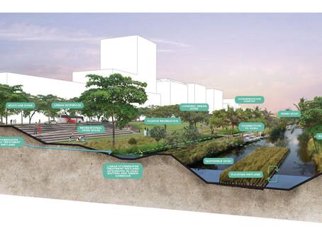 new water sensitive capital city: amaravati, india