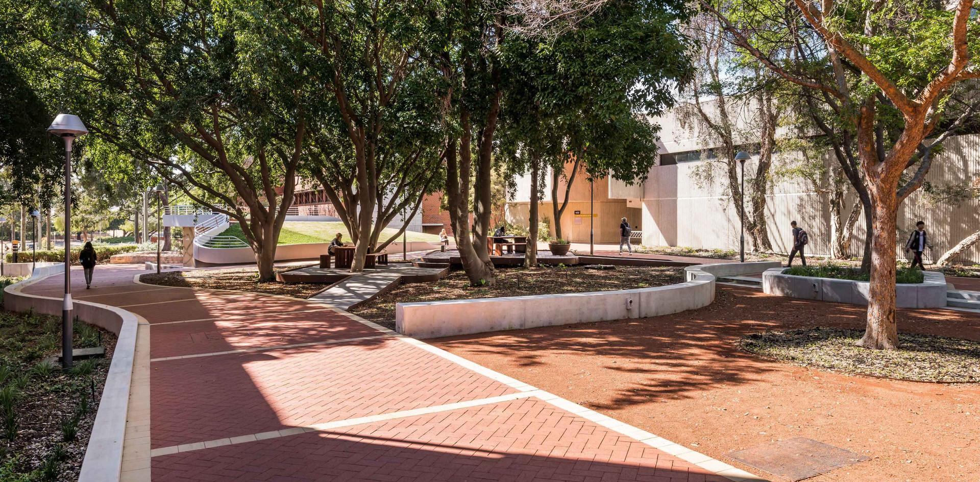B407 Courtyard