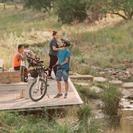 reimagining your creek