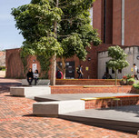 curtin university - stepped learning space