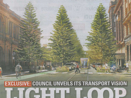 light rail – a value proposition for newcastle