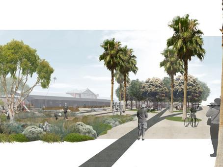 station square at batavia coast marina – awarding of public art contracts