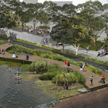 landscape architecture award in infrastructure