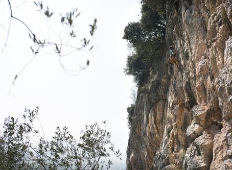 Klettertrip Gardasee