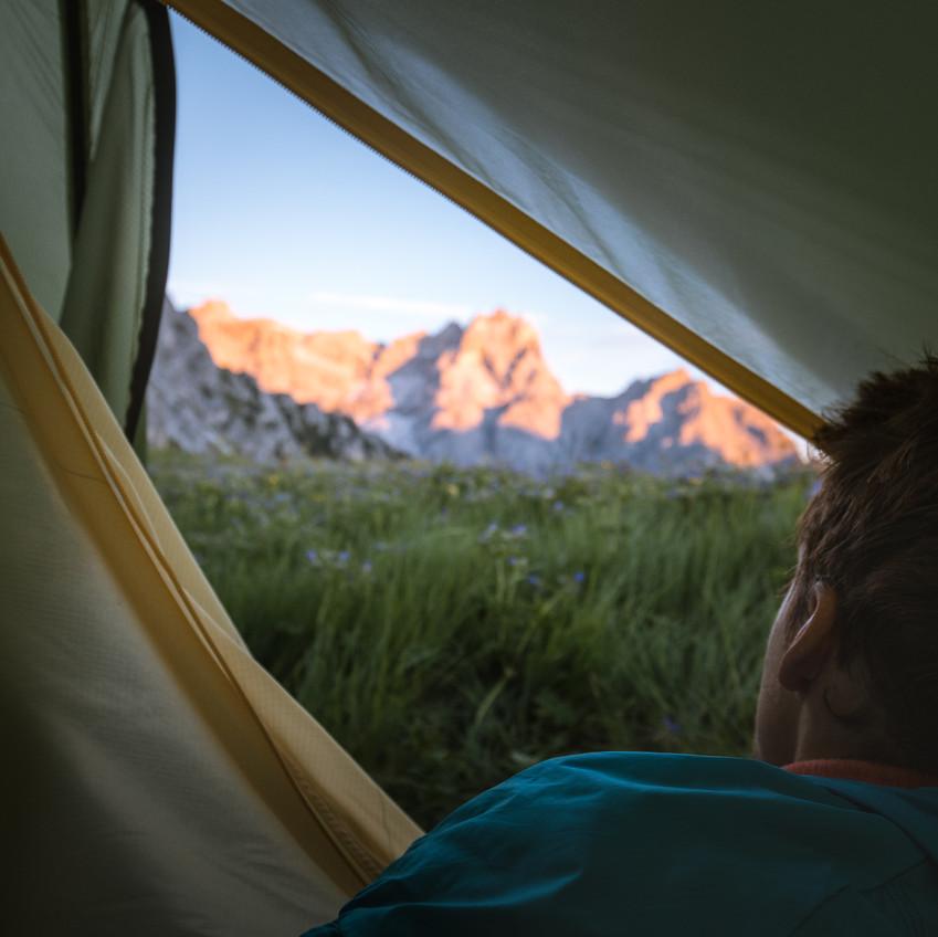Guten Morgen Bergwelt!