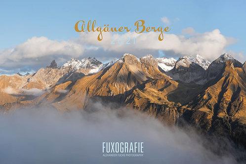 Allgäuer Berge Kalender 2021