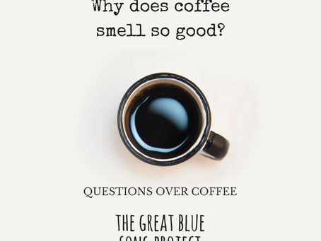 Why does coffee smell so good?
