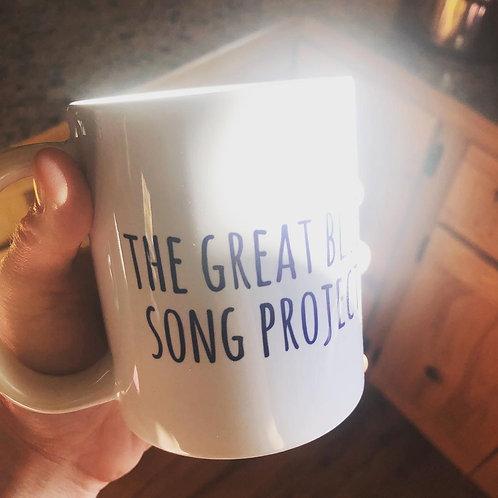 #FindYourSong Mug