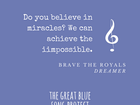 Brave the Royals - Dreamer