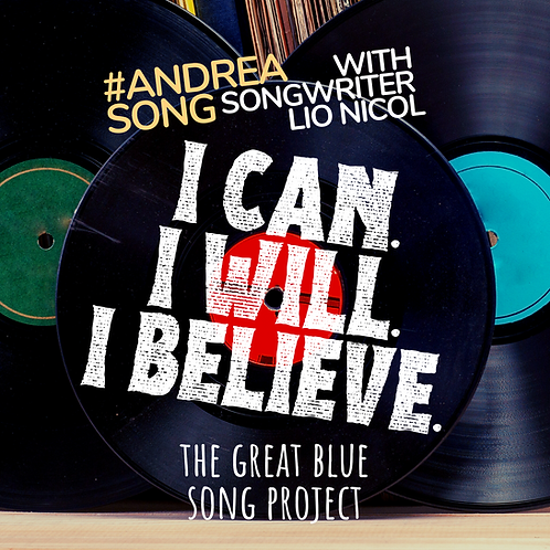 #AndreaSong Lyric Button (Songwriter LioNicol)