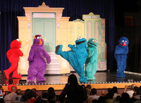 Why Grover Hates New Year's Resolutions