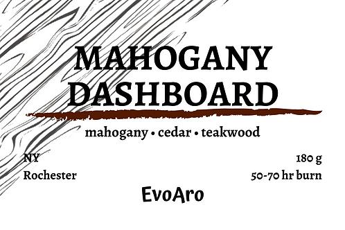 Mahogany Dashboard