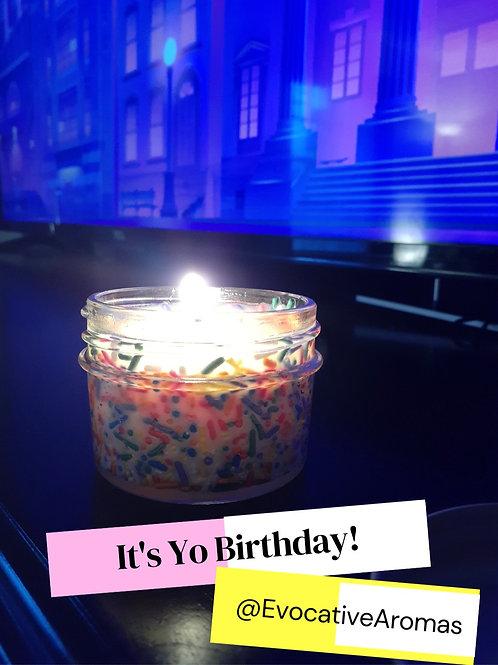 It's Yo Birthday!