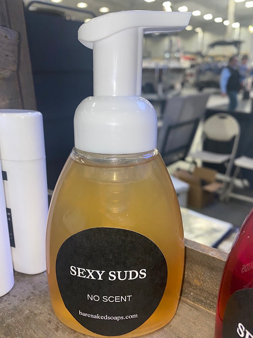 Sexy Suds Body Soap No Scent