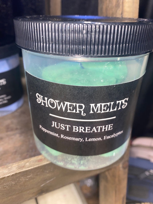 Just Breathe Shower Melts