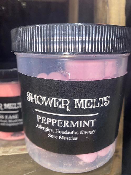 Peppermint Shower Melts
