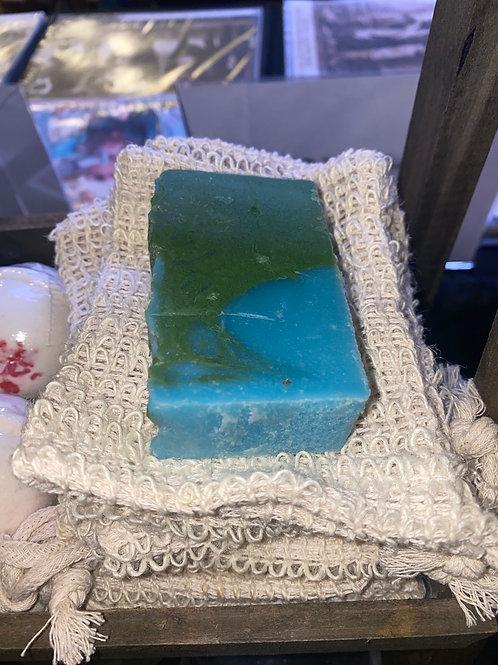 Sisal Bags for soap