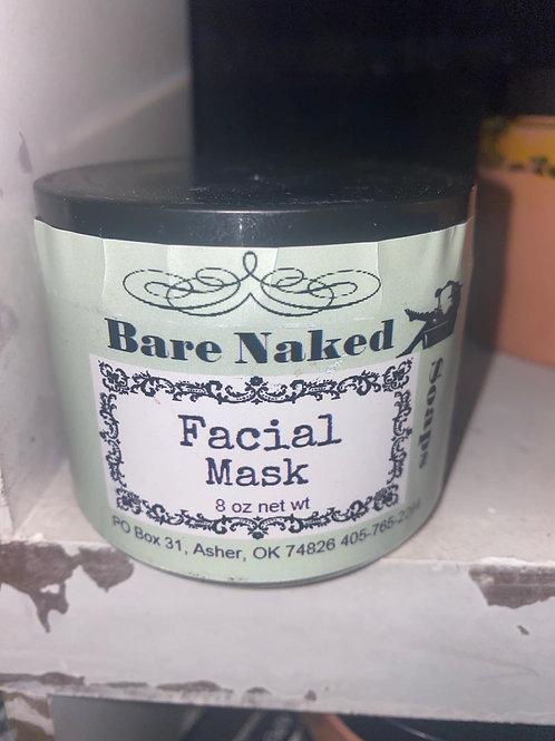 Facial Mask Clay