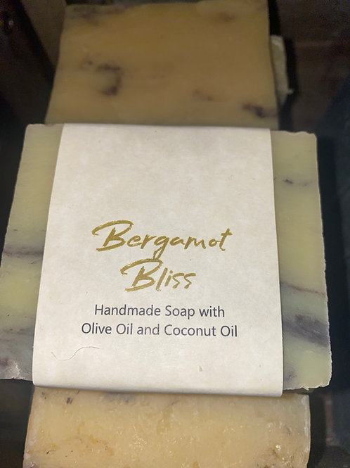 Bergamot Blissful Soap
