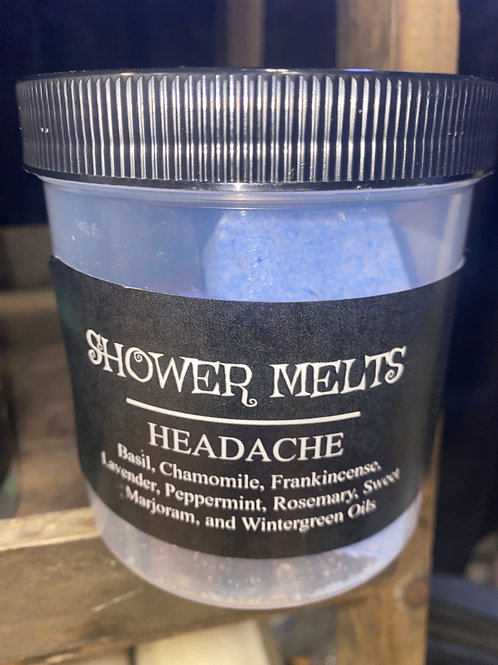 Headache Shower Melts