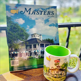 History awaits. ⛳️  #DFF #DallasFanFares #Masters2021 #TheMastersTournament
