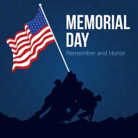 Today Dallas Fan Fares remembers all our fallen heroes. #RememberandHonor #MemorialDay #DallasFanFares