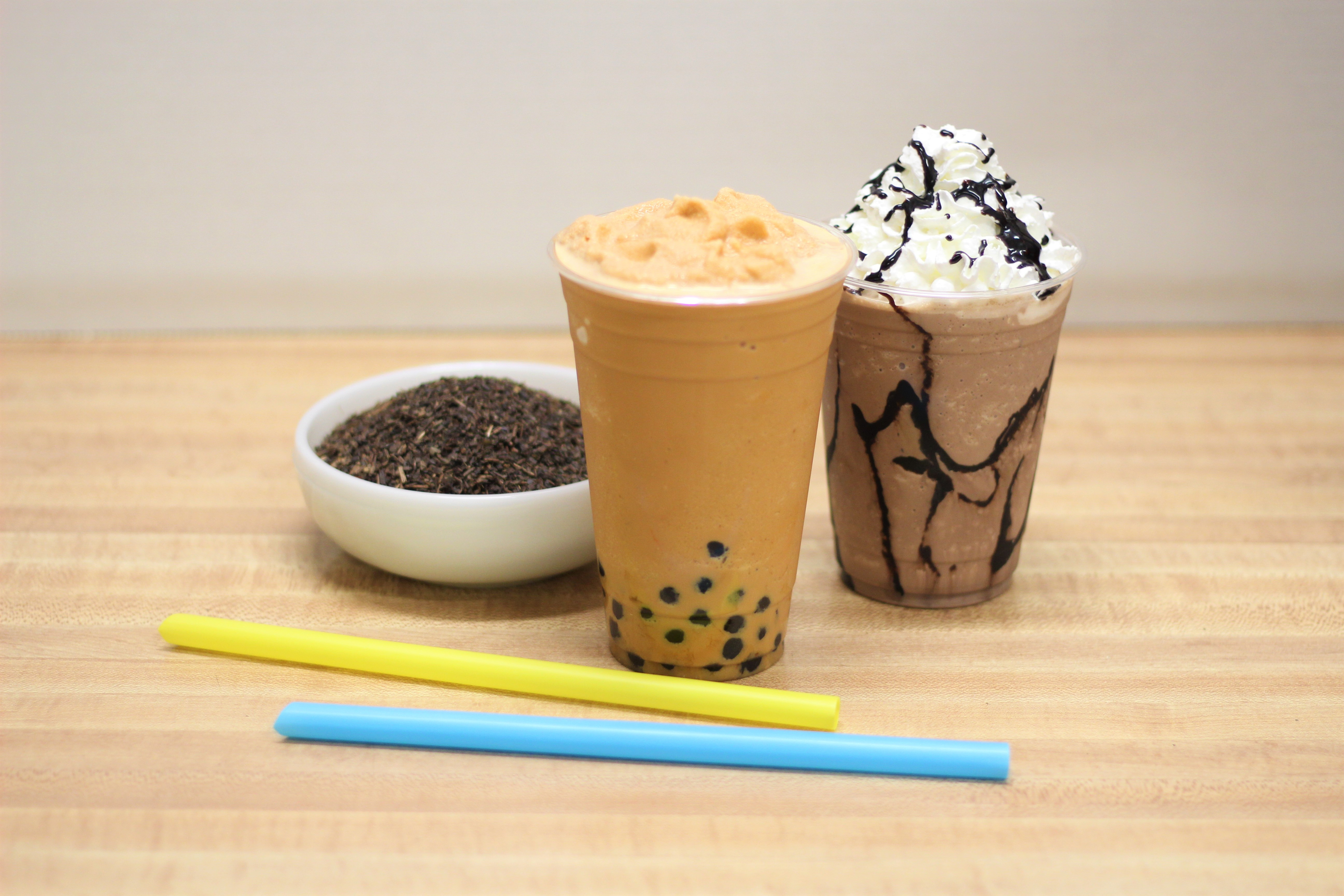 Milk Tea & Smoothies
