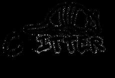 Critter Gitter logo black.png