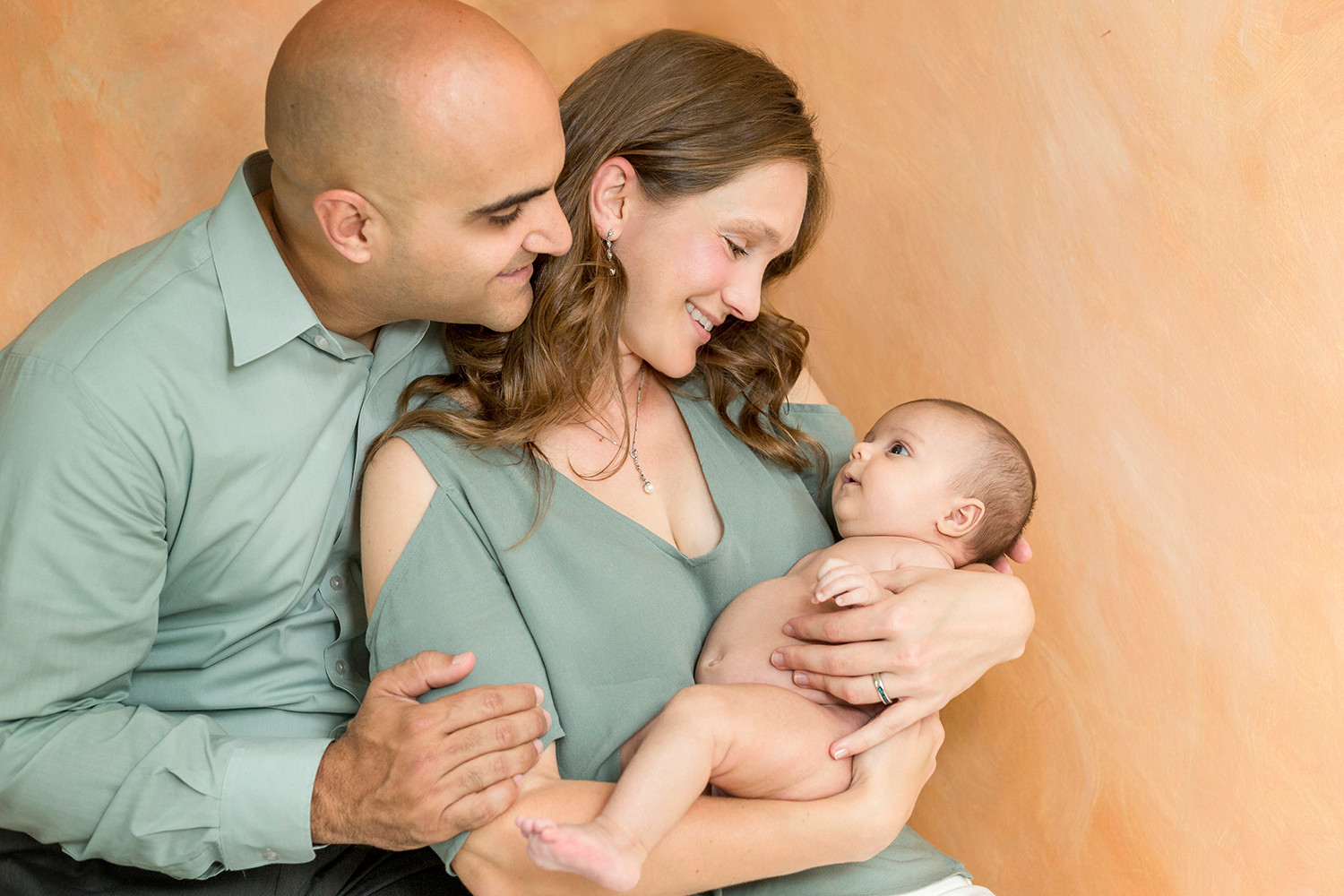 Richmond baby and family portrait photography