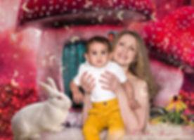 Fairytale photo session Richmond VA