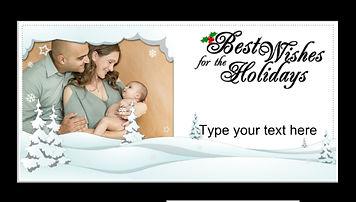 Christmas cards photographer Richmond VA