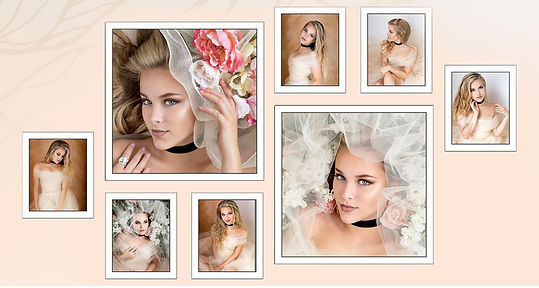 4 PACKAGES GLAMOUR BRIDAL