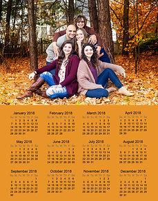 Photo calendar. Photographer in Richmond VA