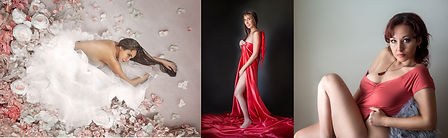 4 PACKAGES BOUDOIR
