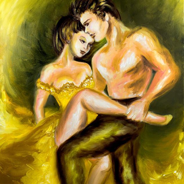 Dance me away