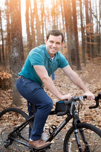 Lifestyle dating profile pictures. On a bike