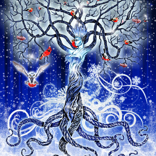 Winter Mother Earth