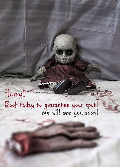 Book Halloween mini photo session today!