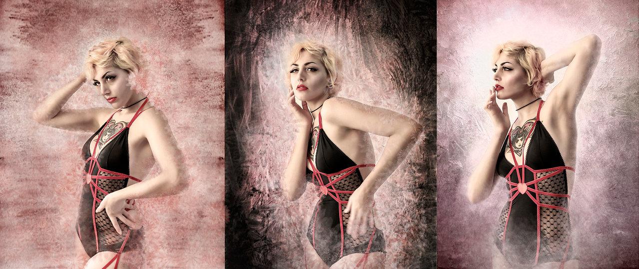 Fire Art Studios photography. Richmond photographer. Glamour and fine art photography.