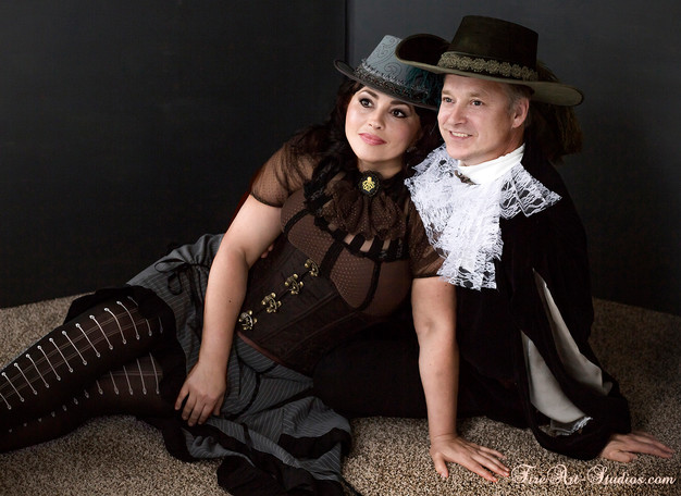 Couple photography in Richmond