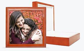 Keepsake photo box. Richmond photographer.