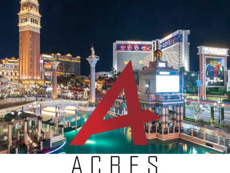 "Acres ""Cashless Casino"" Technology $10MPre-IPO Offering Now Live"