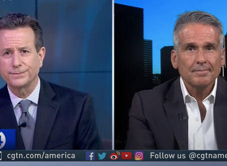 Dan McClory discusses China's economy as some countries re-open on CGTN