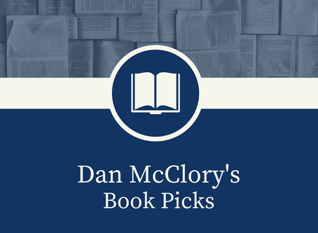 Six Books Boustead's Dan McClory Recommends on Leadership