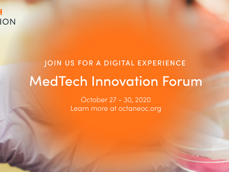 Boustead Securities is a Proud Sponsor of Octane's MedTech Innovation Forum 2020