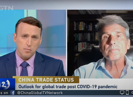 Boustead's Dan McClory Discusses COVID-19 Impact and The Future of China's Economy.